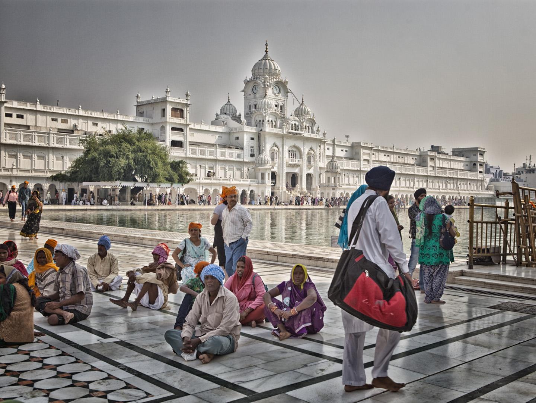 Belcher_02_Golden Temple Amritsar