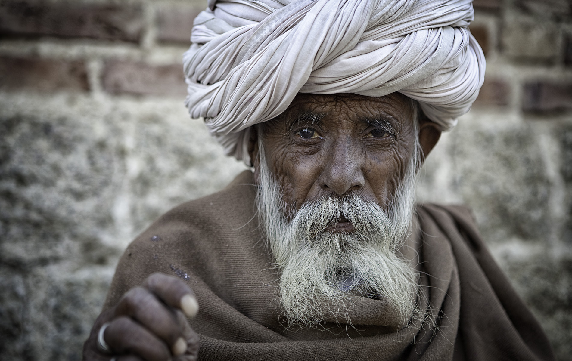 Elder of Nosra, Rajasthan
