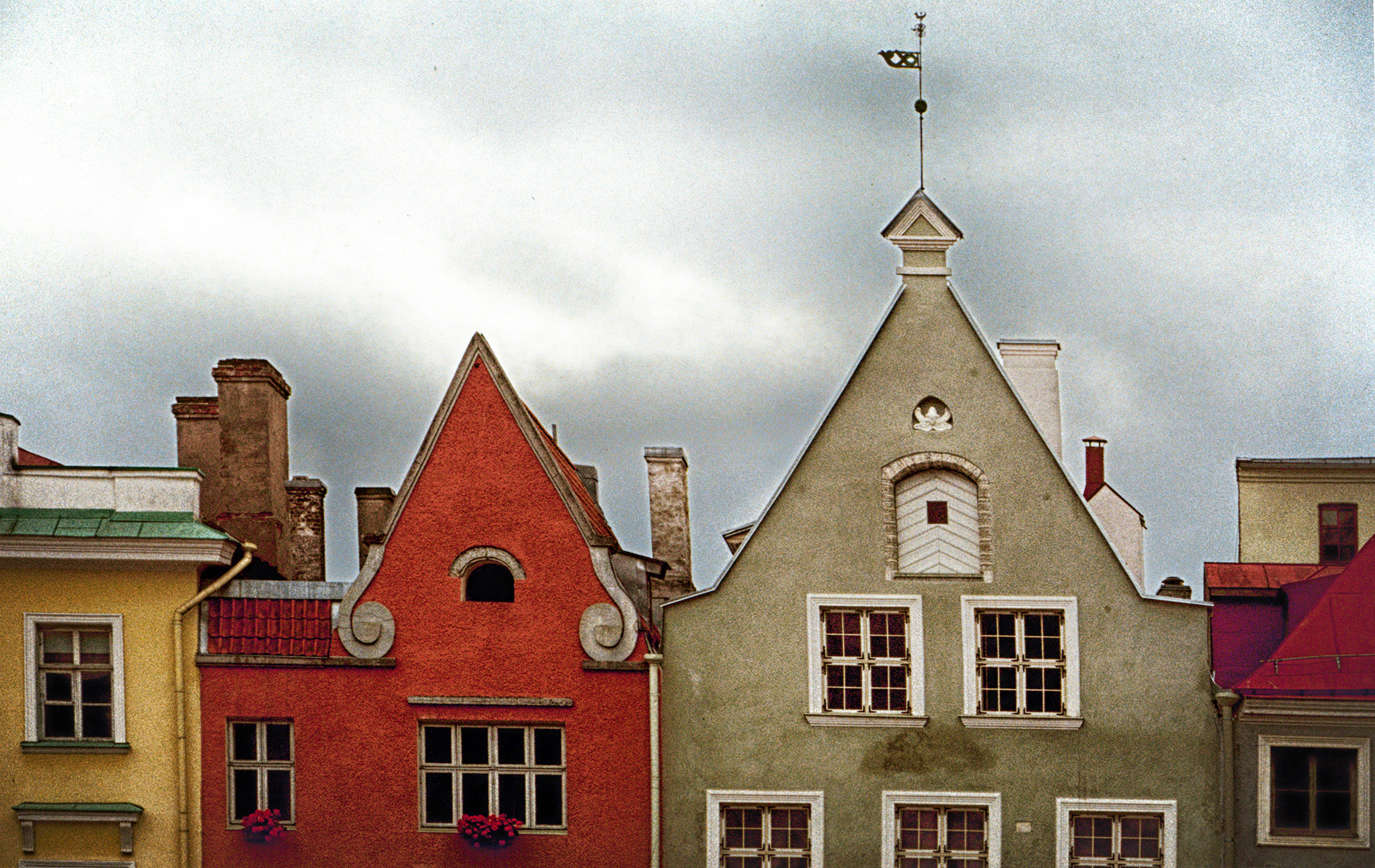 House Tops of Tallinn